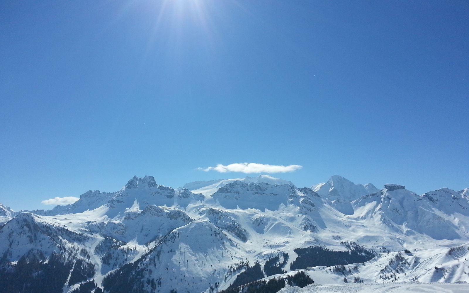 Czech Snowboardcross Team - Mountains